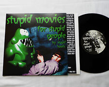 """V/A Stupid Movies for Stupid People by Stupid Bands FRENCH 10""""LP Garage MINT"""