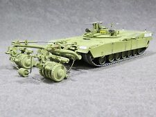 Mi0752 1/35 PRO BUILT Plastic Trumpeter American M1 Panther II Mineclearing Tan