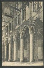 Veere  Interieur Groote Kerk