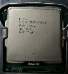CPU INTEL Core i3-2120 SR05Y 3.30 GHz 3M Socket LGA 1155 Processore i3