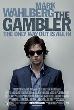 The Gambler (2014) Movie Poster (24x36) - Mark Wahlberg, Jessica Lange, Goodman