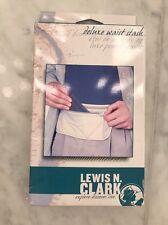 Money Belt Travel Waist Stash  - Lewis N. Clark - New in Box