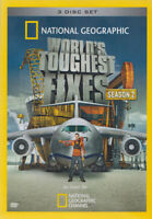 National Geographic : World's Toughest Fixes - New DVD