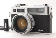 【NEAR MINT】Yashica Electro 35 GSN Rangefinder SLR Film from Japan by Fedex #1806