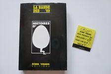 BD PuB TL Collectif ECHO VISION « Histoires d'Oeuf » LOISEL FRANQUIN BERTHET