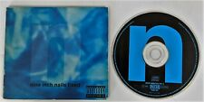 Nine Inch Nails NIN– Fixed CD 1992 TVT Records Disc Made in France