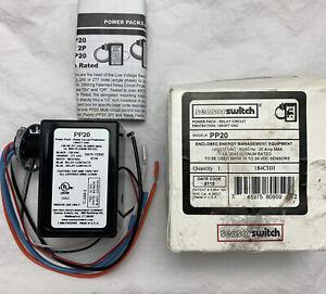 SensorSwitch PP20 Occupancy Sensor Power Pack NEW 120/277 VAC 50/60 Hz 20A Max