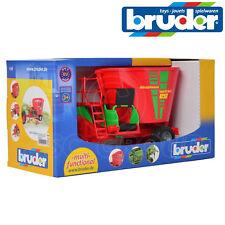 Bruder Toys 02127 Strautmann Verti-Mix 1050 Fodder Mixer 1:16 Scale