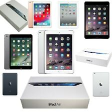Apple iPad Mini/Mini 2/Mini 3/Mini 4/Air/Air 2 Bundle | +4G or WiFi | Open Box