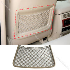 Front Seat Back Map Storage Pocket Nets For Toyota Land cruiser LC100 1998-2007