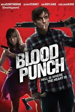 BLOODPUNCH Milo Cawthorne Olivia Tennet DVD in Inglese NEW .cp