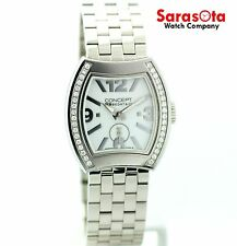 Bedat&Co Concept CB03 146 Stainless Steel Diamond Bezel Quartz Women's Watch