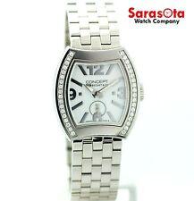 Bedat&Co Concept CB03 146 Stainless Steel Diamond Bezel Quartz Women's Watch