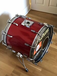 Sonor Phonic Bass Drum 18x22in