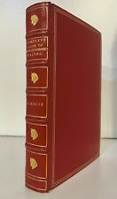 AINSLIE HORSE RACE Complete Guide To Thoroughbred Racing Custom Binding Leather