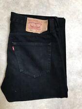Jean Levis 501 Noir Vintage W34 L36 Taille 44
