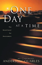 Anderson  Neil T.  And Mi-One Day At A Time BOOK NEW