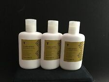 THYMES Tiare Monoi Petite Body Lotion 2 FL OZ. Set Of Three New