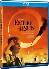 EMPIRE OF THE SUN [Blu-ray] (1987) Steven Spielberg, Christian Bale WW2 Movie