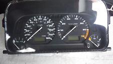 Tacho, Kombiinstrument VW Polo 6N 1,4 Benzin, GB Modell zählt Meilen