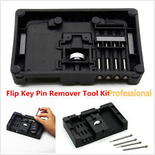 Professional Folding Remotes Remove/Installation Tool Key Fixing Pin Remover Kit