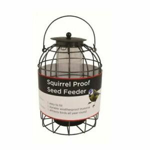 Squirrel Proof Bird Seed Feeder, Feeding Station,  Bird Food
