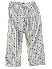Polo Ralph Lauren All Over Pony Pajama Lounge Pants Men's Large