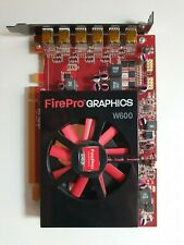 FirePro Graphics W600 2GB GDDR5 SDRAM PCI Express Graphic Card