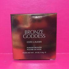 Estee Lauder Bronze Goddess Powder Bronzer 02 Medium .19 oz / 5.4g Travel BNIB