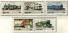 Lesotho Scott 453 - 458 in MNH condition