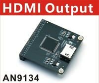 HDMI Output module  Matching FPGA Board Directly-pluggable Connector