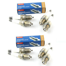 8x Fits BMW 5 Series E60 545i Genuine Denso Standard Spark Plugs