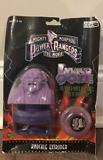 Vintage 1995 Mighty Morphin Power Rangers Movie Ivan Ooze Knuckle Extruder
