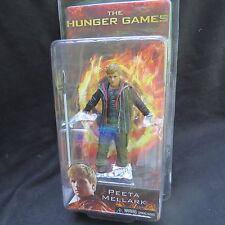"Hunger Games-Peeta Mellark 7"" Action Figure Series 1 -Brand New"