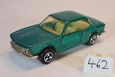 Majorette 1/60 no 235 BMW 3,0 CSI Dark Green Metallic #462