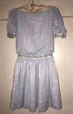 YVES SAINT LAURENT PARIS NEW YORK VINTAGE DRESS 12 YR