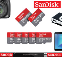 Authentic SanDisk micro SD Card 64GB 32GB 16GB 100mb/s TF usb flash memory card