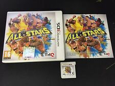 NINTENDO 3DS : WWE ALL STARS