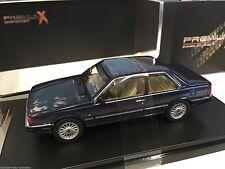 IXO models PREMIUM X 1/43 VOLVO 780 BERTONE 1977 BLEU SOMBRE PRD371