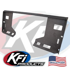 KFI ATTACHMENT MOUNT PLATE SKIDSTEER BOBCAT SKID STEER #110040