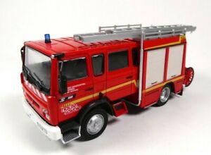 Camion de Pompiers Renault VI S180 - 1:43 Salvat Voiture Miniature Diecast P02