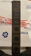 EUC BOOK BLACK BEAUTY ANNA SEWELL ART TYPE EDITION NEW YORK
