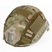 Outdoor Sport Tactical Camo Climbing Helmet Cover Hunting Camo Fast Helmet Cover