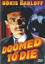 Doomed to Die (DVD) **New**