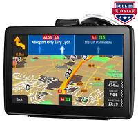 NOVPEAK 7 inch Touchscreen 8GB Car GPS Navigation sat nav Navigator free Maps