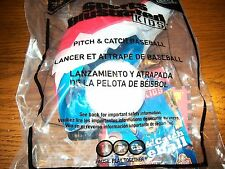 Wendy's Sports Illustrated Kids Magazine Pitch and Catch Baseball Game Toy NIP