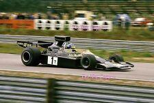 RONNIE PETERSON LOTUS JPS 76 F1 International TROPHY RACE 1974 fotografia 2