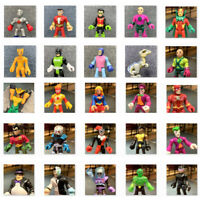 200 styles IMAGINEXT Figures DC Super Friends Super girl Flash Power Rangers Toy