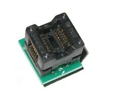 SOIC16 - SOP16 to DIP16 EEPROM ADAPTERS 150mil | ADP-032