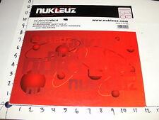 Vinyl: Nukleuz Clubcutz Vol 6 / Beatbusters - Mario Scalambrin / 2000 UK release
